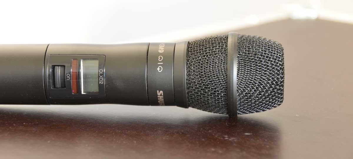Mikrofon Shure KSM9